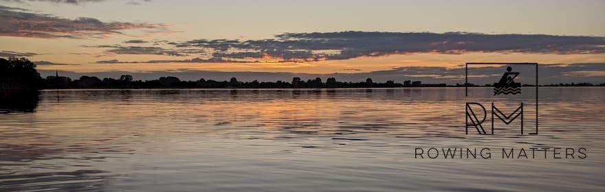 Ein Abend auf dem Langwarder Wielen in Friesland