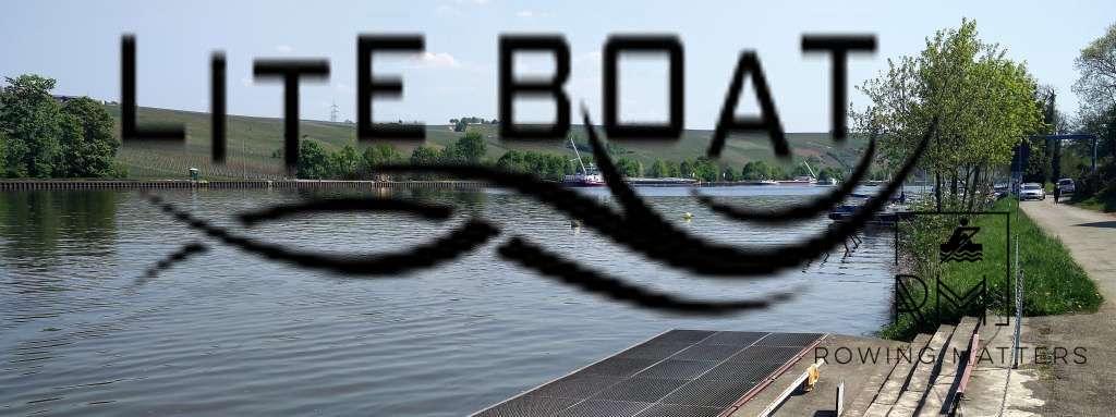 Meine Probefahrt des LiteRiver von Liteboat fand auf dem Neckar statt.