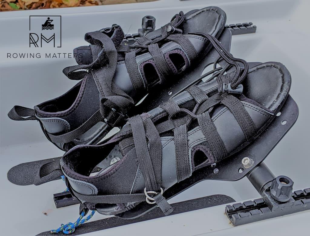 Ruder-Sandalen von H2Row